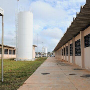 Brasília inaugura Unidade de Detenção Provisória Desembargador George Lopes Leite