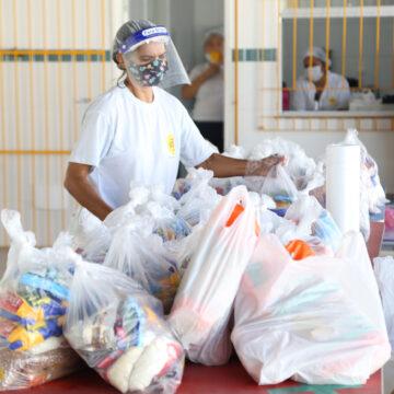 Aracaju inicia nova etapa de distribuição dos kits de alimentação escolar
