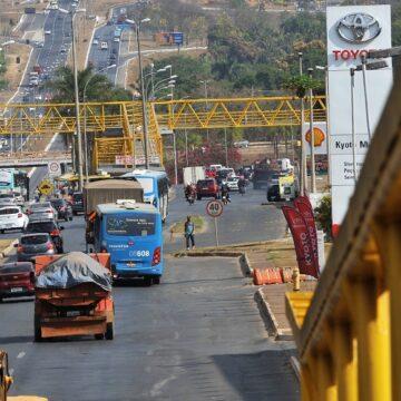 DF anuncia reforma de Viaduto e passarela