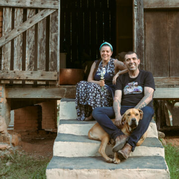 A revolução da gastronomia brasileira promovida pelos chefs Janaína e Jefferson Rueda