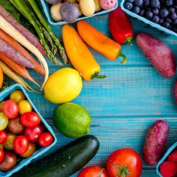 Você sabe qual é a diferença entre frutas e vegetais?
