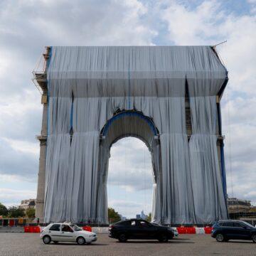 Arco do Triunfo de Paris será obra póstuma do artista Christo