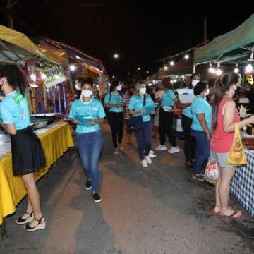 Cuiabá realiza blitz educativa contra o trabalho infantil