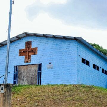 Segundo templo mais antigo do DF recebe reforma