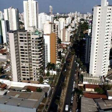 Pesquisa aponta Cuiabá entre as 40 cidades mais inteligentes do Brasil