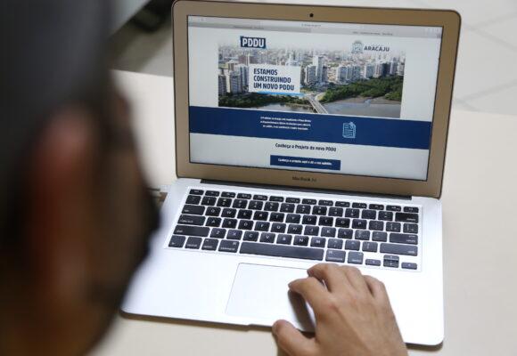 Equipe técnica de Aracaju avalia sugestões para o Plano diretor