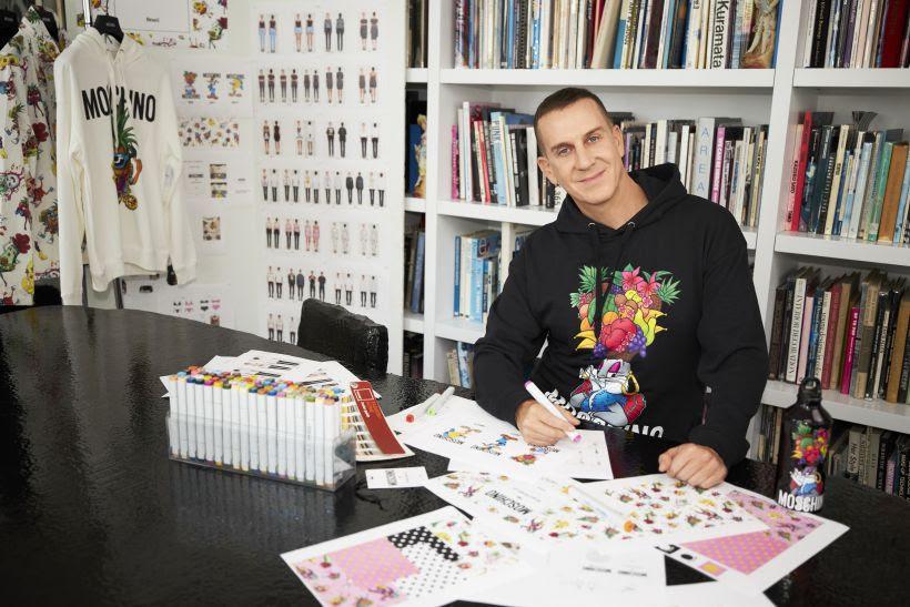 Collab com Moschino une a tropicalidade brasileira à irreverência da marca italiana